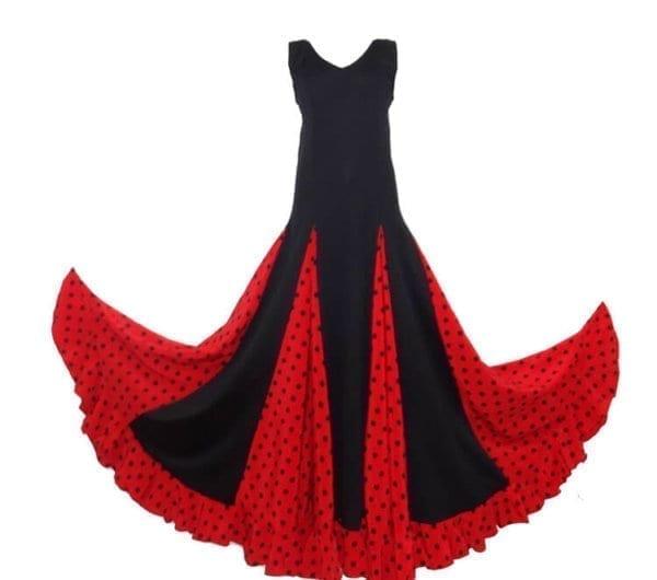 Vestido de flmenco
