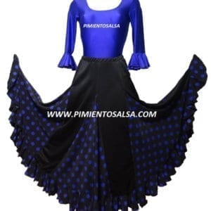 Body mujer de flamenco