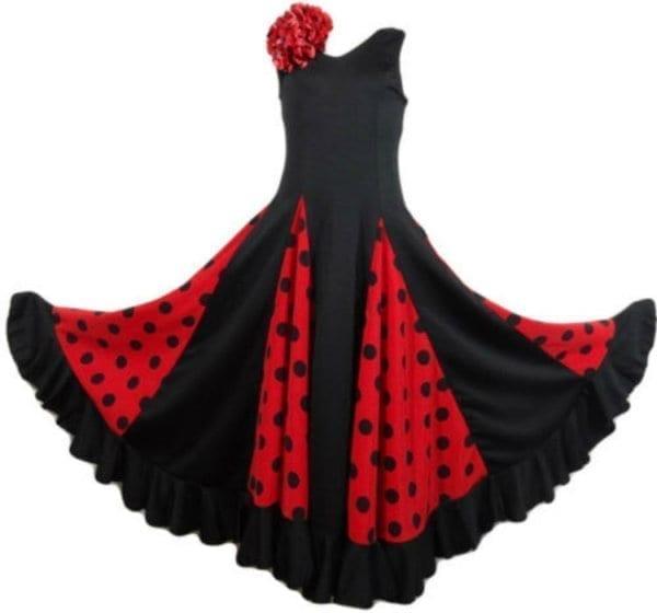 Vestido para el Flamenco
