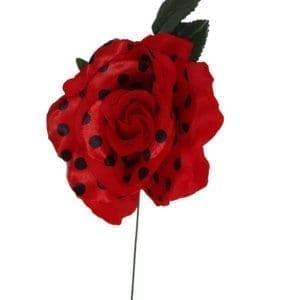 Flor para el baile de Flamenco