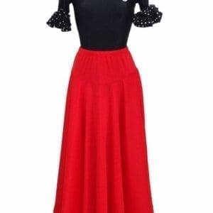 Falda de Flamenco para los cursos