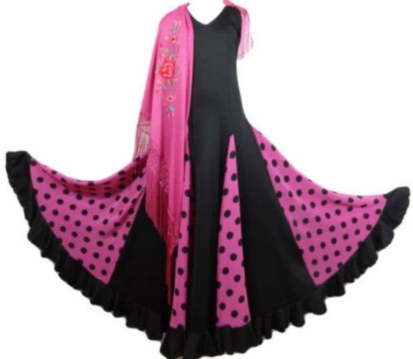 Vestido Flamenco de niña