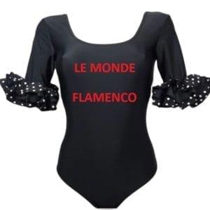 Body de mujer para el Flamenco