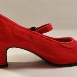 Zapato de Flamenco para el baile