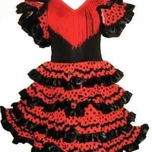 Vestido niña  para el baile