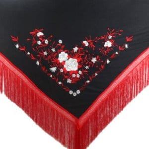 Pico , manton de Flamenco grande
