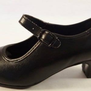 Zapato de feria para el baile de Flamenco