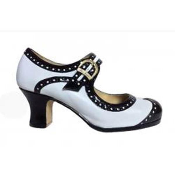 Zapato de flamenco LA LUPI