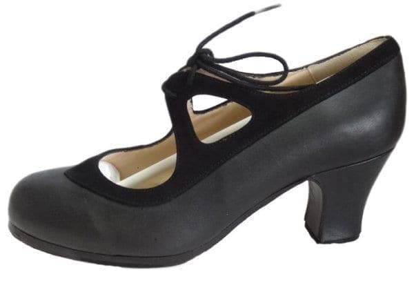Zapato de Flamenco Candor