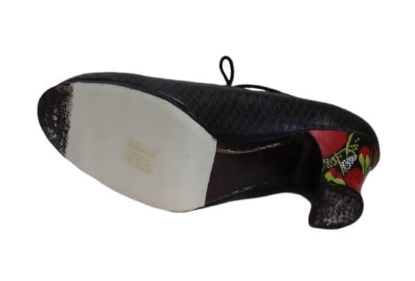Zapatos de Flamenco Cordonera