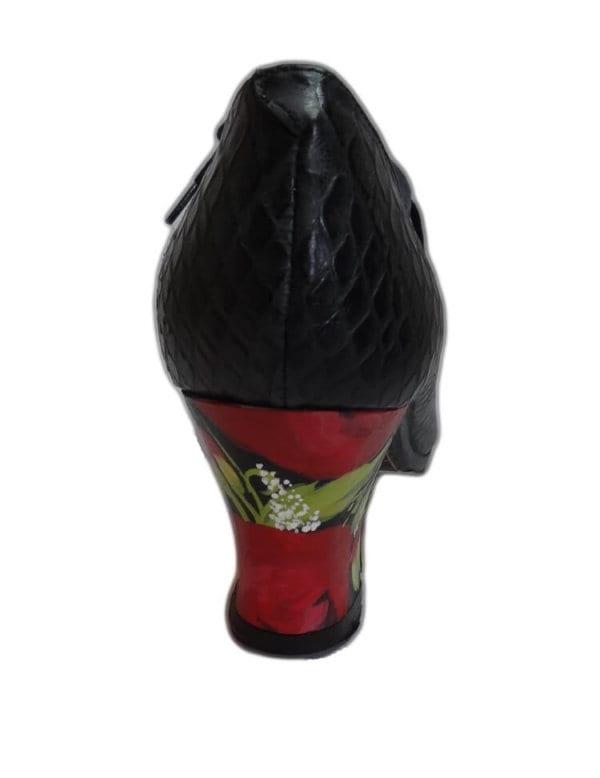 Zapatos para el baile de Flamenco